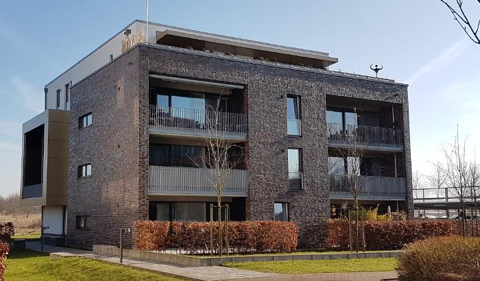 24 Wohneinheiten, Büdelsdorf